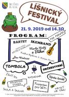 Líšnický festival 2019